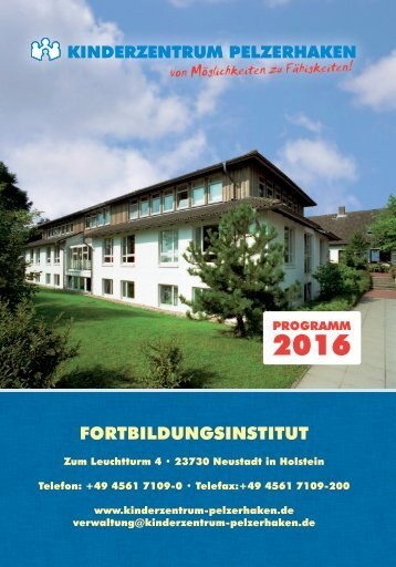 KINDERZENTRUM PELZERHAKEN FOBI-2016