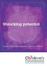 Unlocking potential