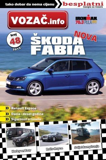 VOZAČ.info |broj 58