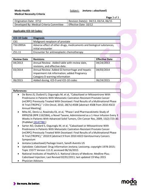 prostatic adenocarcinoma icd 10