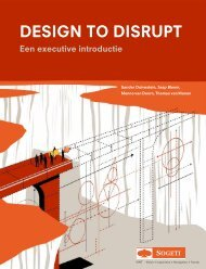 DESIGN TO DISRUPT