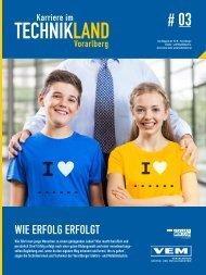 Karriere im Technikland Vorarlberg #3