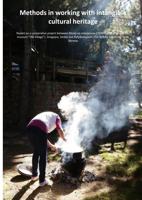 Methods in working with intangible cultural heritage - report