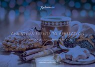 CHRISTMAS EVENTS TO PERFECTION