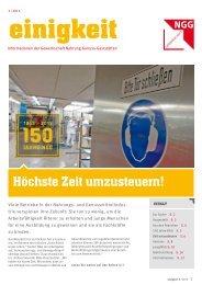einigkeit 05/2015
