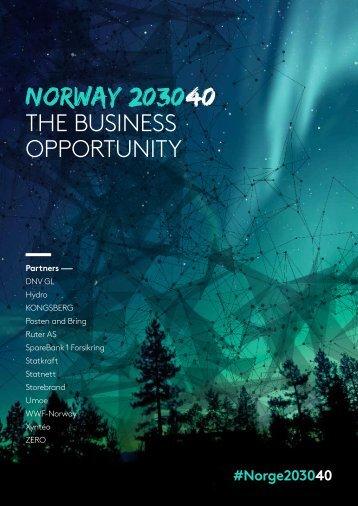 NORWAY 203040