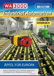 WA3000 Industrial Automation Oktober 2015