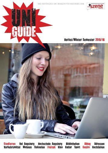 UNI-Guide Augsburg 2015