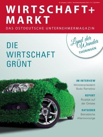 WIRTSCHAFT+MARKT 06-2015
