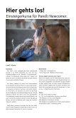 Parelli Kursmagazin Schweiz 2016 - Seite 6