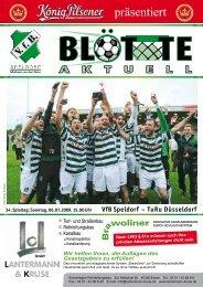 TuRu Düsseldorf - VfB Speldorf