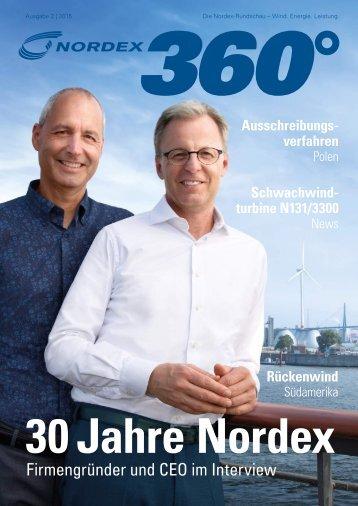 Nordex 360 Grad 2/2015