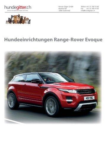 Range-Rover_Evoque_Hundeeinrichtungen