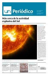 Más cerca de la actividad explosiva del Sol
