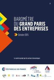 DU GRAND PARIS DES ENTREPRISES