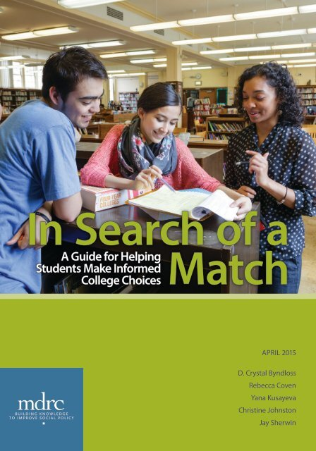 In Search of a Match