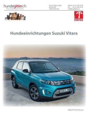 Suzuki_Vitara_Hundeeinrichtungen