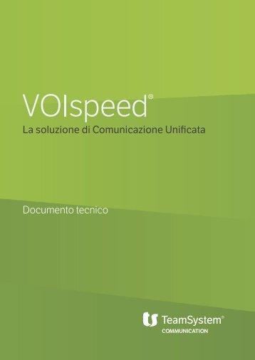 La soluzione di Comunicazione Unificata Documento tecnico