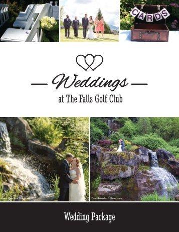 _ Weddings _