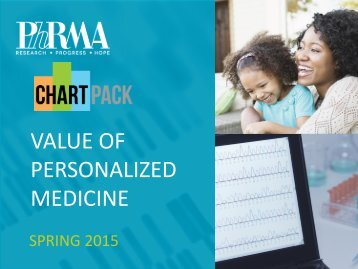 VALUE OF PERSONALIZED MEDICINE