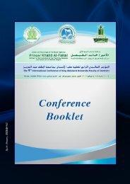 4thInternationalConferenceBooklet