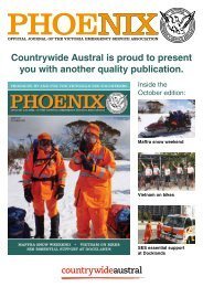 Countrywide Austral Phoenix Journal Issue 179 October 2015 Notification