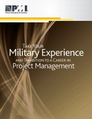 Military Experience