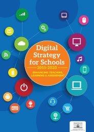 Digital Strategy for Schools