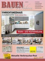 Bauen & Wohnen 2/2015