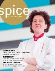 Spice Frühling 2012 (PDF) - SV (Schweiz)
