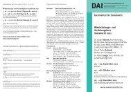 Wiederholungs- und Vertiefungskurs ... - Deutsches Anwaltsinstitut eV