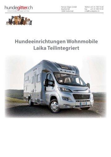 Hundeeinrichtungen_Wohnmobile_Laika_Teilintegriert