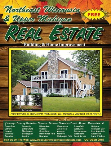 October 2015 Real Estate Guide