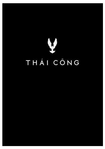 Thai Cong Katalog Hamburg