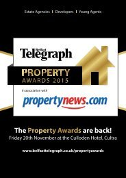 The Property Awards are back!