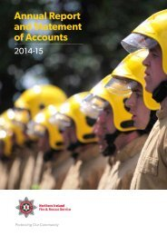 Annual Report and Statement of Accounts