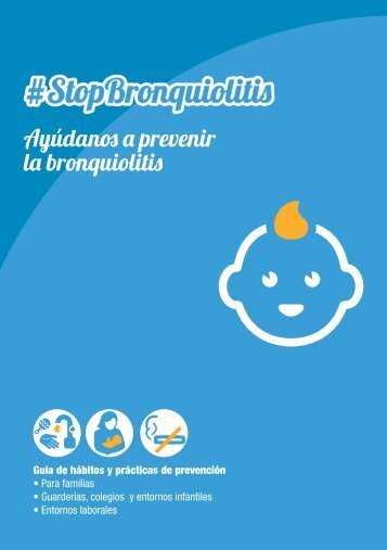 Ayúdanos a prevenir la bronquiolitis