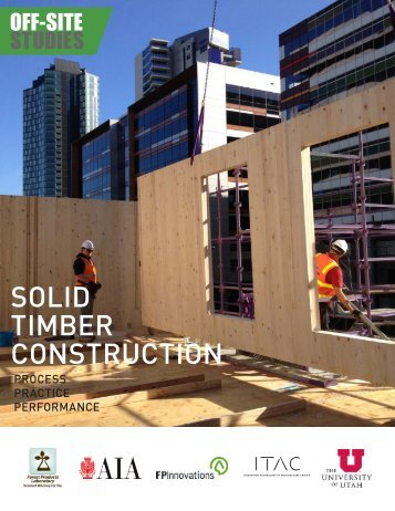 SOLID TIMBER CONSTRUCTION