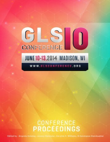 GLS10-Proceedings-2014-web
