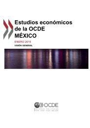 Estudios económicos de la OCDE MÉXICO