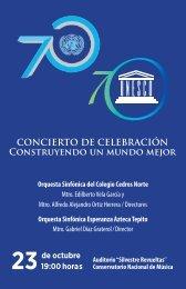 Orquesta Sinfónica Esperanza Azteca Tepito