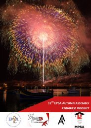 Malta 12th Autumn Assembly Booklet