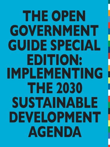 The Open Government Guide Special Edition