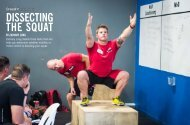 DISSECTING THE SQUAT
