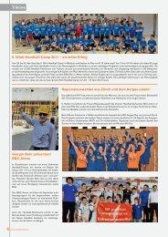 8 Tribüne - Handballworld