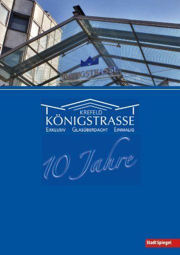 SAMSTAGS AUF DER KÖNIGSTRASSE - Stadt-Spiegel Krefeld