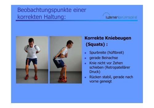 Rumpfstabilisation - Handballworld