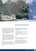 Laufbahnen der Mannschaften - Bundeswehr-Karriere - Seite 5