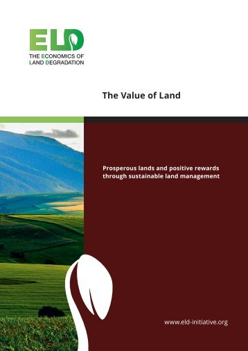 The Value of Land