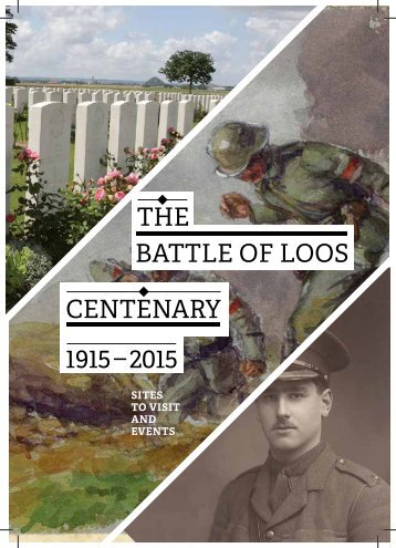 THE BATTLE OF LOOS CENTENARY 1915 – 2015